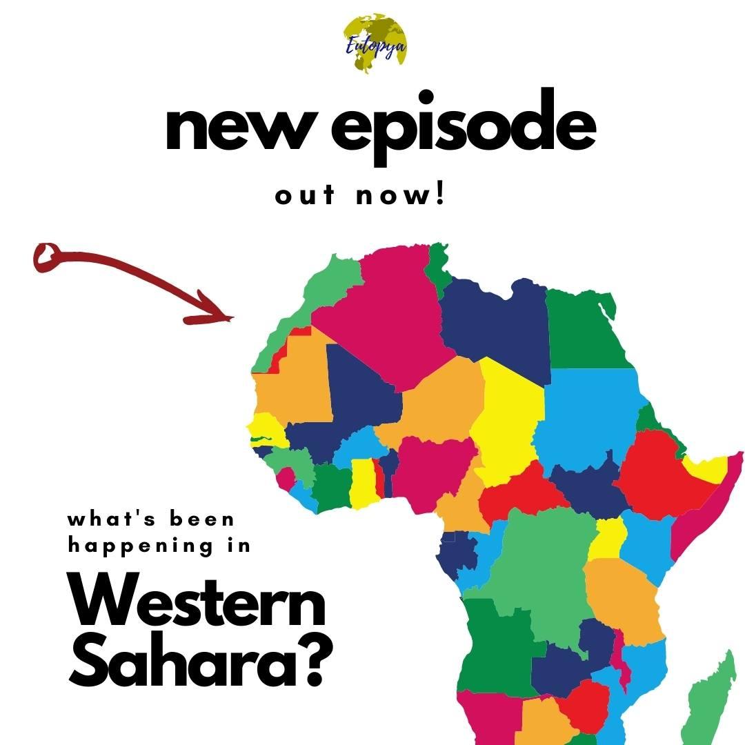 Bump: Western Sahara